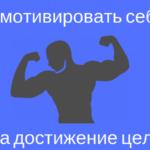 Как мотивировать себя на достижение поставленной цели