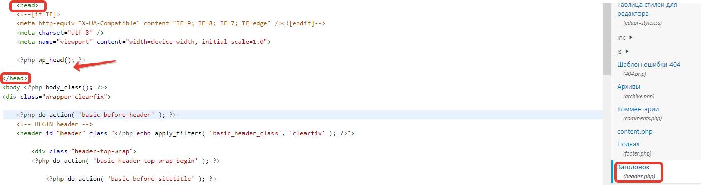 Подтверждение прав на сайт в Яндекс редактирование кода